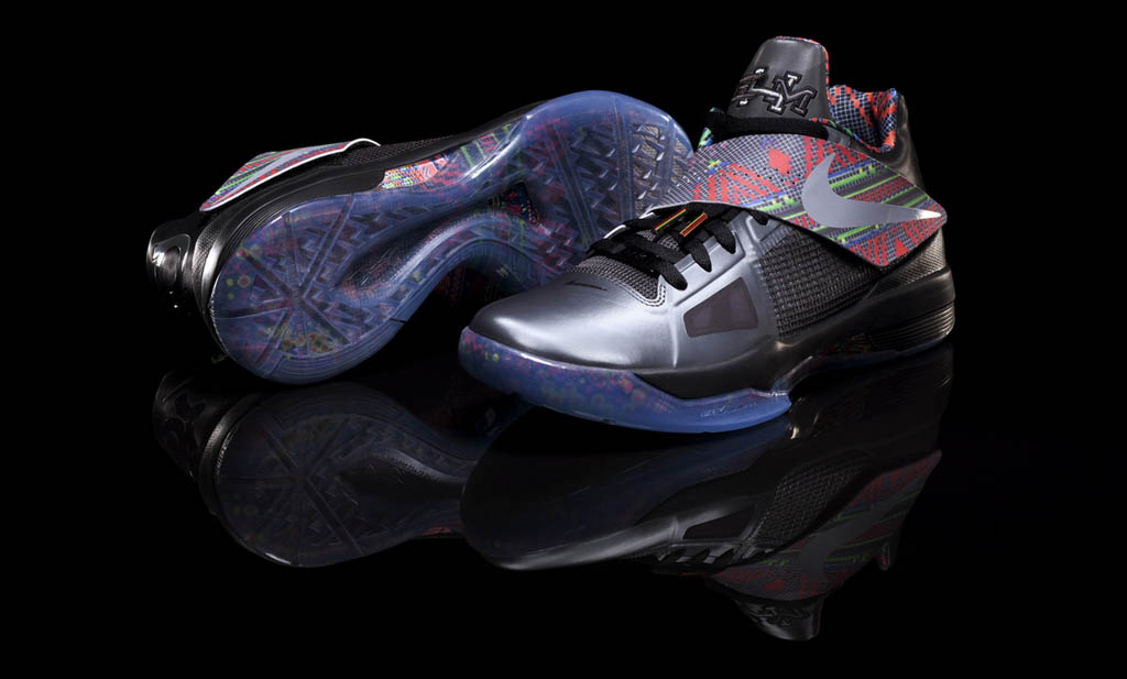 Nike Zoom Kd Iv Black History Month Official 5