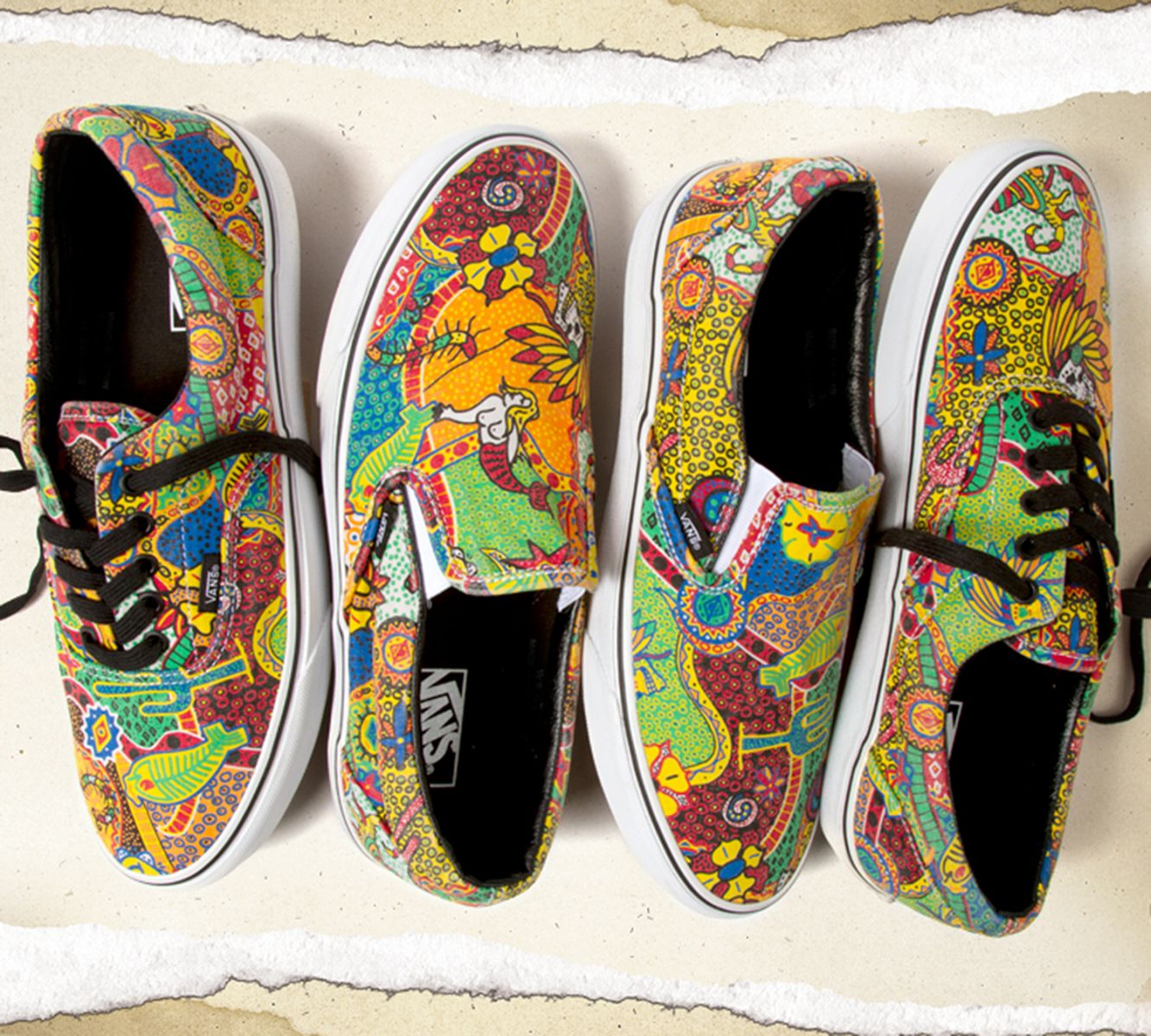 Vans Classics Van Doren Series Spring 2014 | Sole Collector