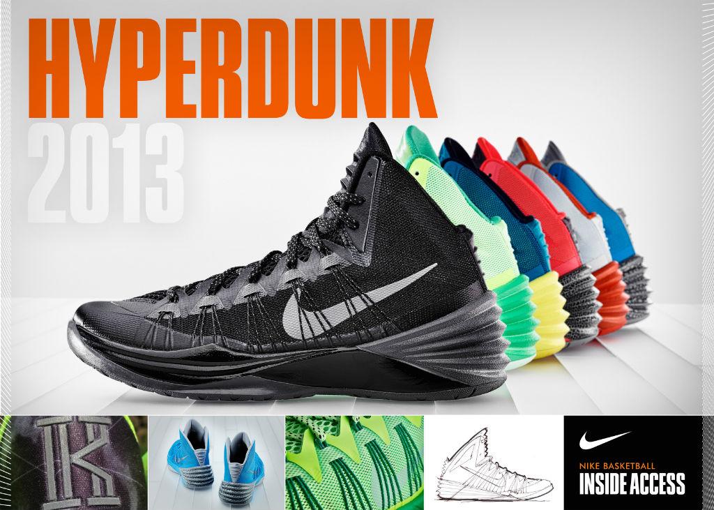 pretty nice 42026 988b2 Introducing the Nike Hyperdunk 2013