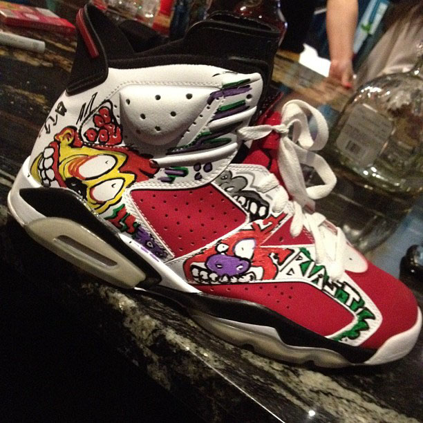 f4e51bb3bb0 Chris Brown's Custom