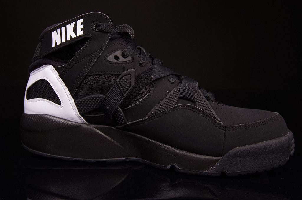 d9a1f894b8b2 Nike Air Trainer Max  91 Black White-Black 309748-004 (4