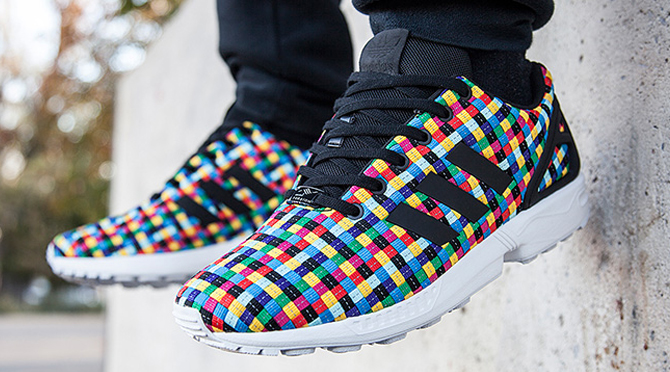 new concept d56fa 2d3c2 Images via Foot Locker Australia. by Brendan Dunne. The adidas ZX Flux