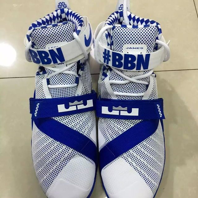 6ce0ca60925 Nike LeBron Soldier 9 Kentucky Big Blue Nation (3)