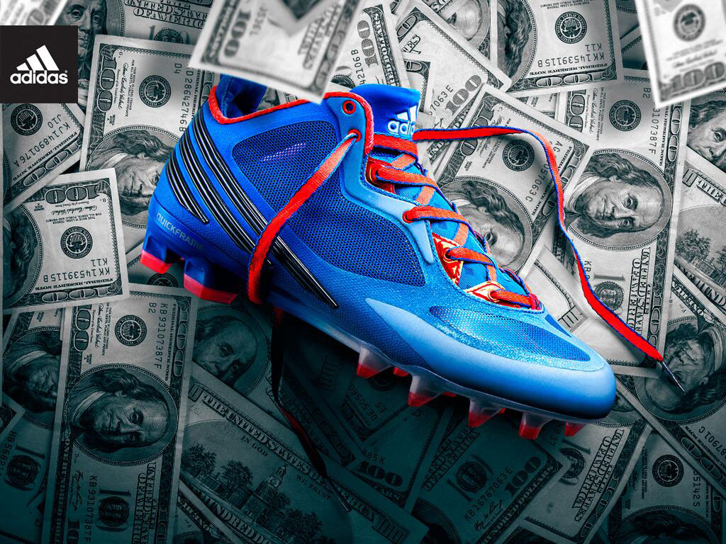 adidas RGIII 'Solar Blue' Available