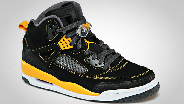 Jordan Spiz'ike - Black/University Gold
