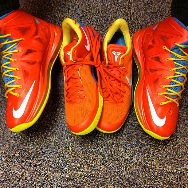 Swin Cash & Epiphanny Prince Share New Nike Player Exclusives For WNBA Playoffs