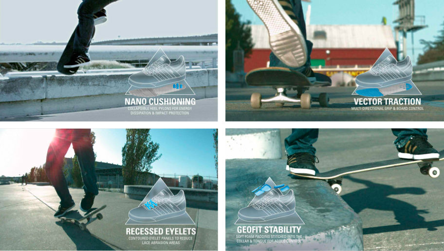 adidas Skateboarding Busenitz ADVanced Video