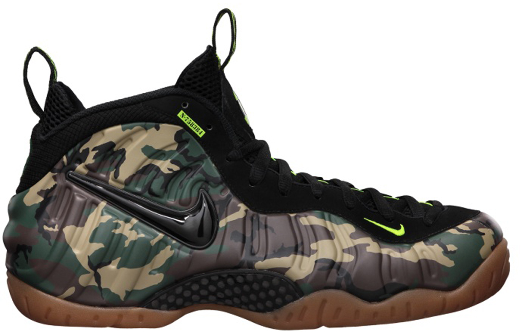 finest selection 5e19b f633b The Current Market Value of Every Foamposite With Graphics