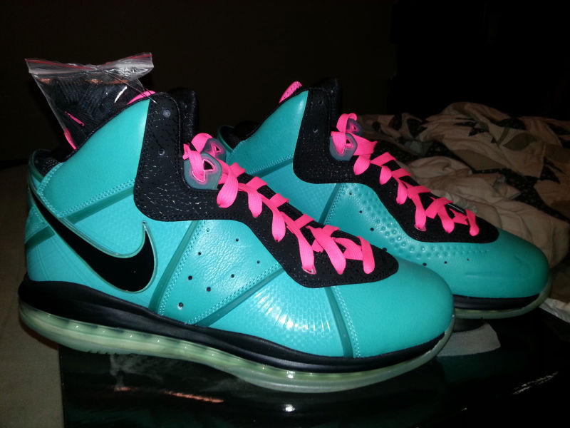 Spotlight // Pickups of the Week 7.7.13 - Nike LeBron 8 South Beach by show15