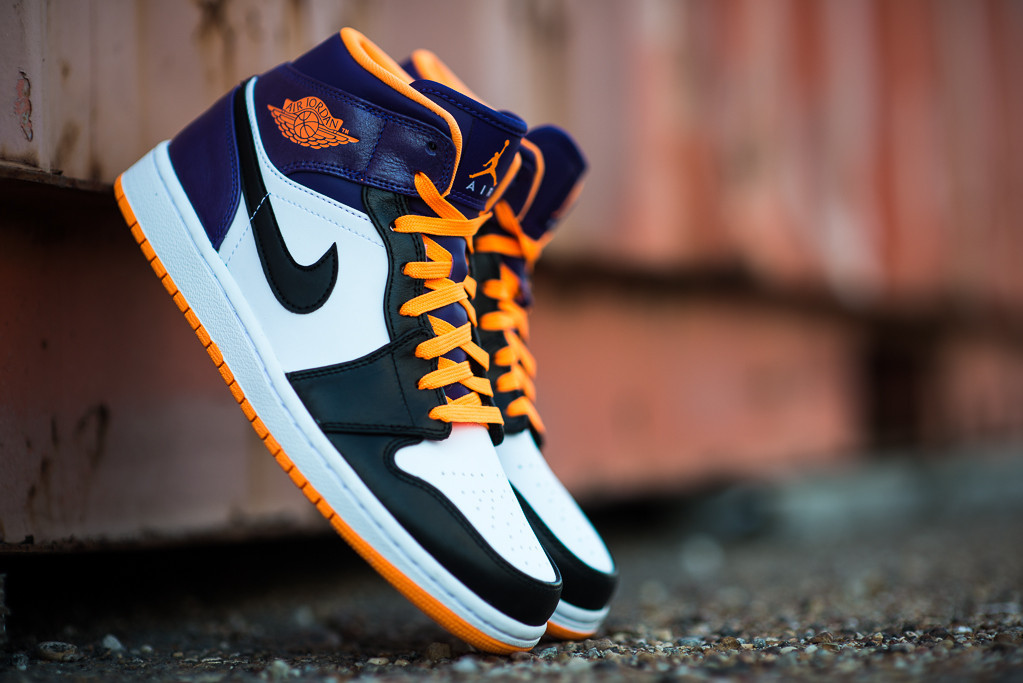 Jordan Collector Foes Suns PackSole Air Mid Retro 1 Formidable xeoQrBWdC