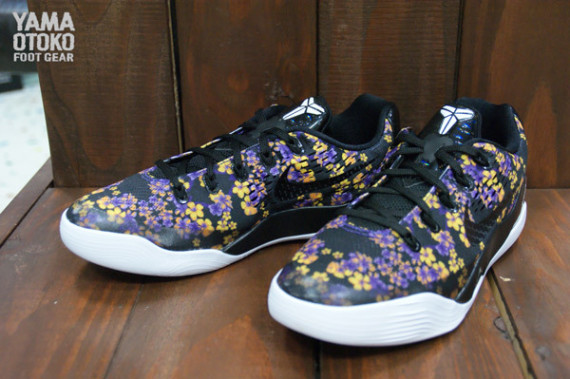 best website 8cdd6 73da5 Stay tuned to Sole Collector for further details on the  Floral Nike Kobe 9  EM GS.