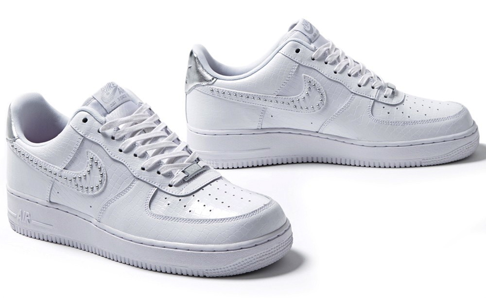 Nike Air Force One Swoosh Kellogg Community College 312ca3888