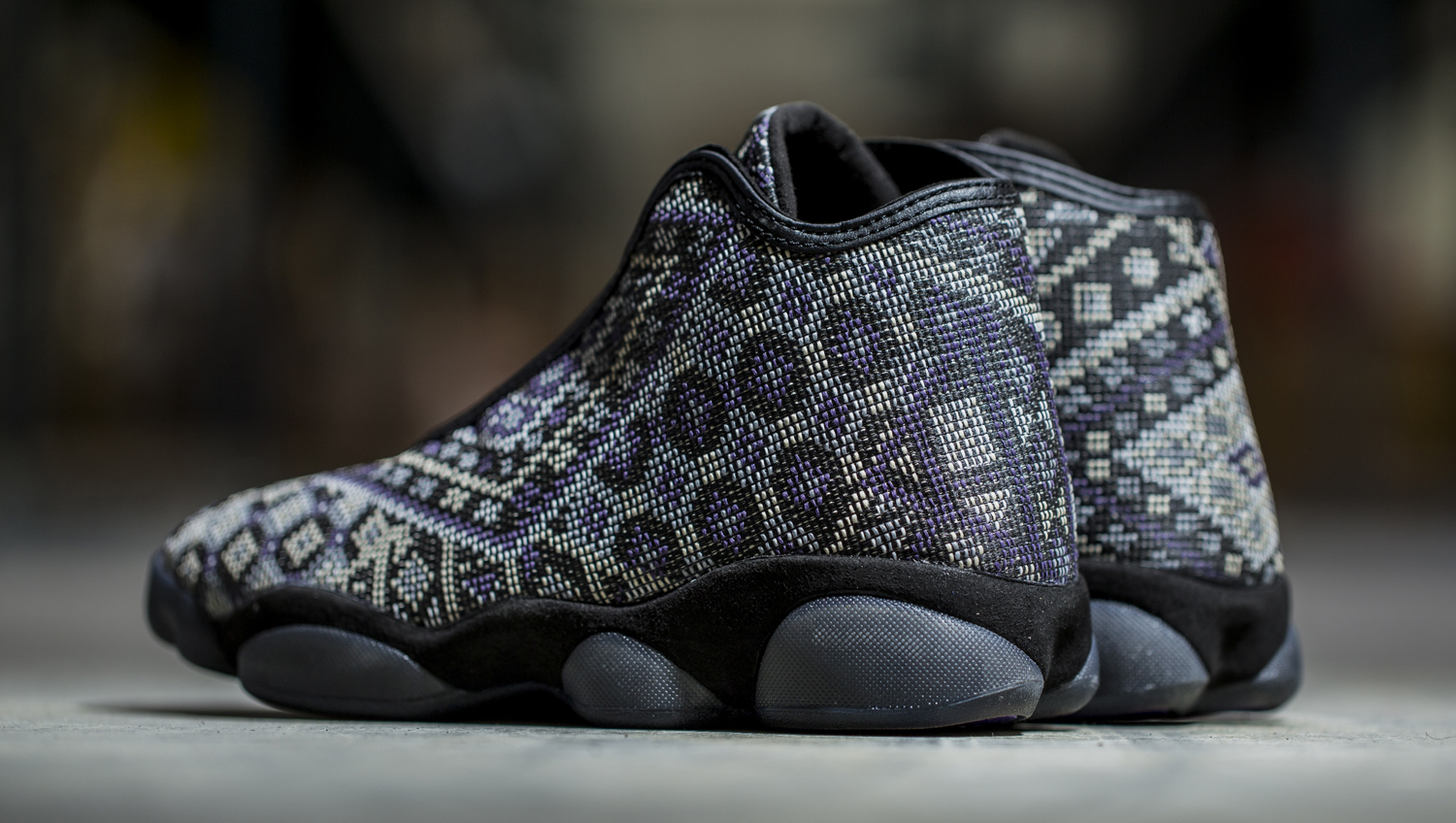 online store 6f49e 9a49b Jordan Horizons Are Part of 2016's 'Black History Month' Pack | Sole ...