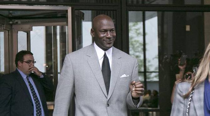 58d56f62c1c3 Juror s Sneakers Called Out in Michael Jordan Lawsuit