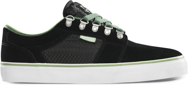 etnies x Makia Barge LS Black