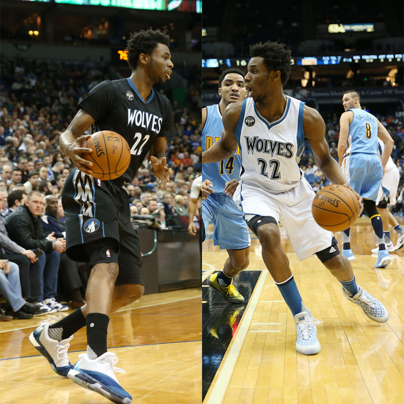 #SoleWatch NBA Power Ranking for January 10: Andrew Wiggins