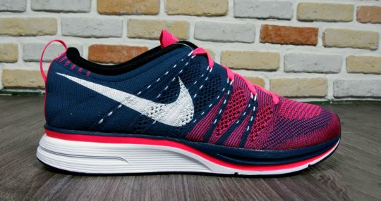 quality design a5845 6dde6 ... nike flyknit trainer pink gold . ...