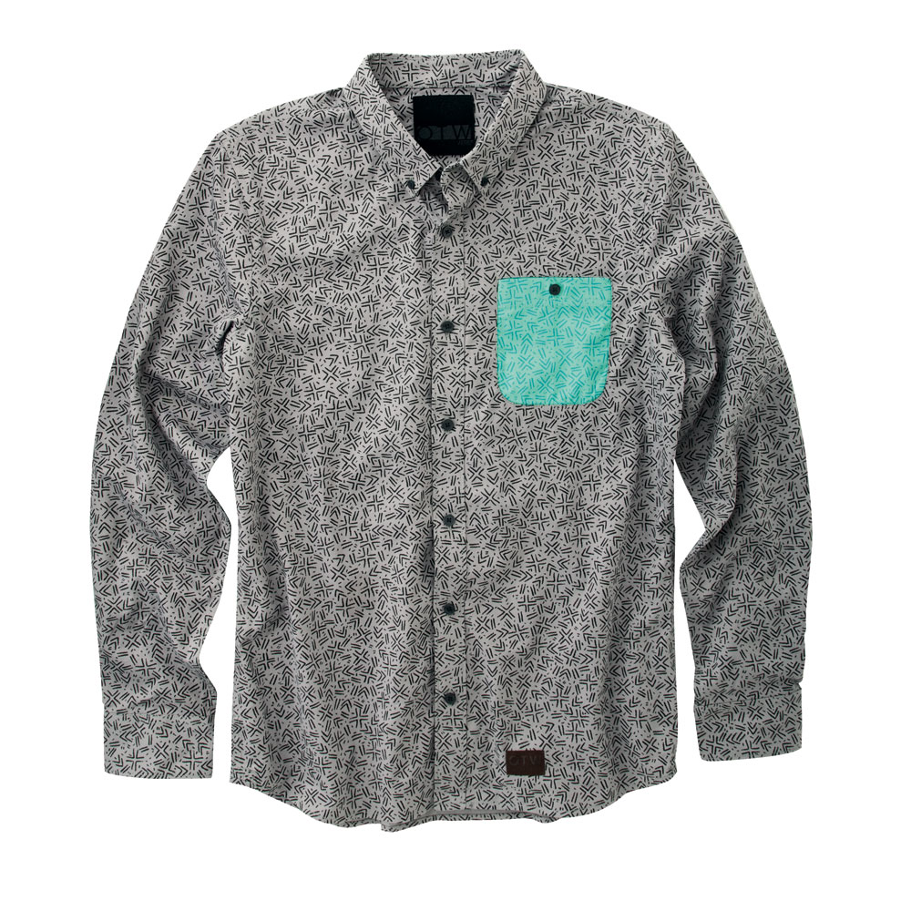 Vans OTW Lines Pack Newark shirt