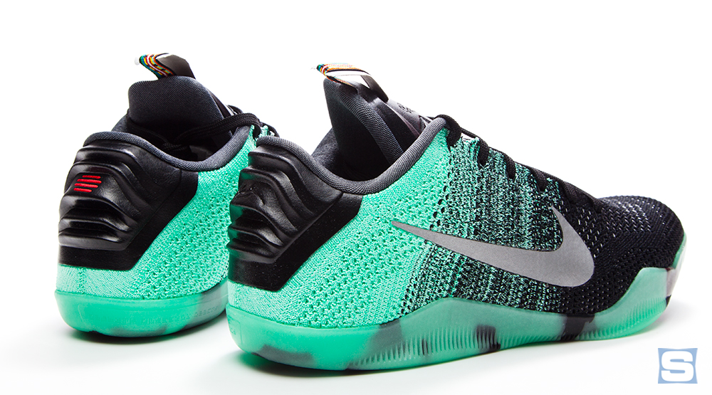 Kobe Bryant s Last All-Star Sneaker in Northern Lights Colors  9e754c5e3520