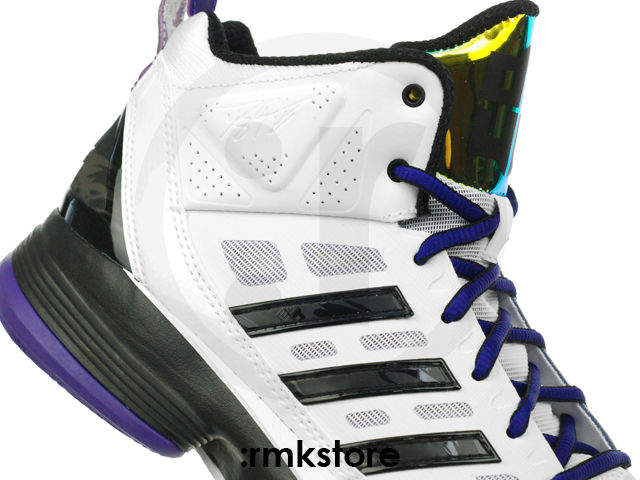 adidas D Howard Light Lakers Home G59717 (6)