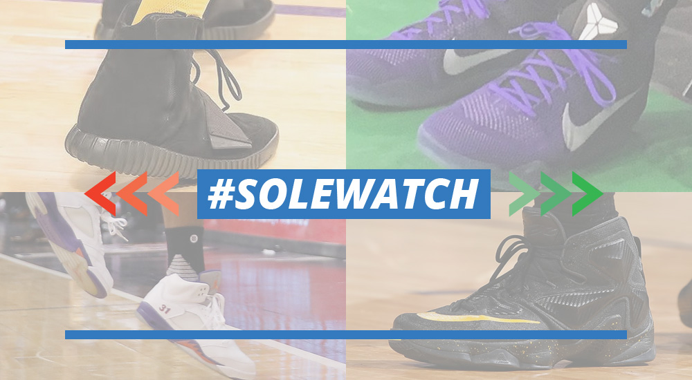 #SoleWatch: NBA Power Rankings for January 3