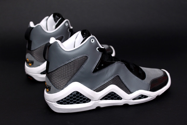 Reebok Kamikaze III - Black/Grey/Orange 5
