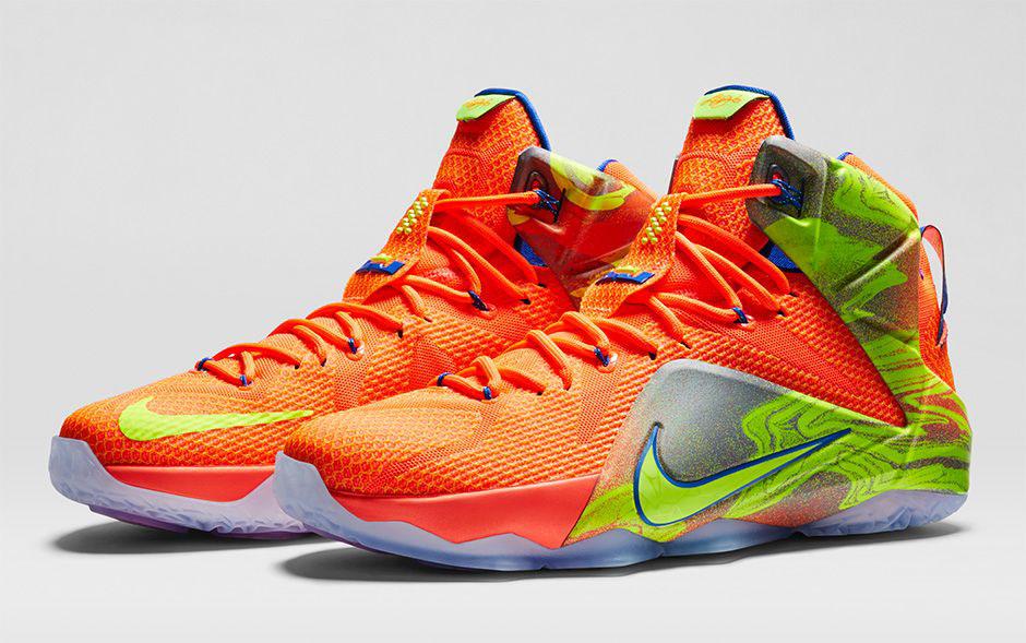 e83a90f49c70 Nike LeBron XII 12 Six Meridians Release Date (1)
