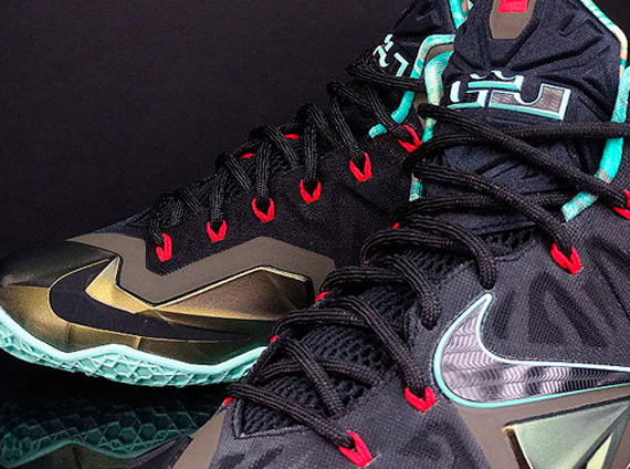 Nike Lebron Xi Kings Pride New Images Sole Collector