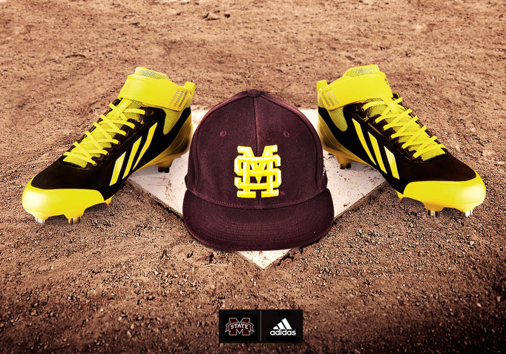 Mississippi State Debuts adidas adizero 5-Tool 2.5 At College World Series (2)