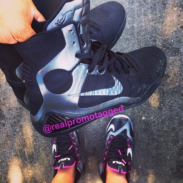 Nike Kobe 9 Elite Wear-Test Sample
