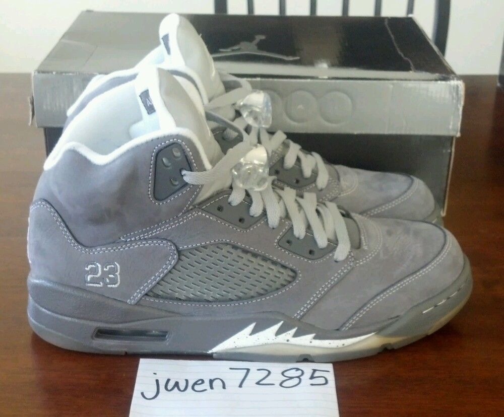 lowest price c297e b8dbe 20 Deadstock Air Jordan 5s You Can Grab on eBay Right Now ...