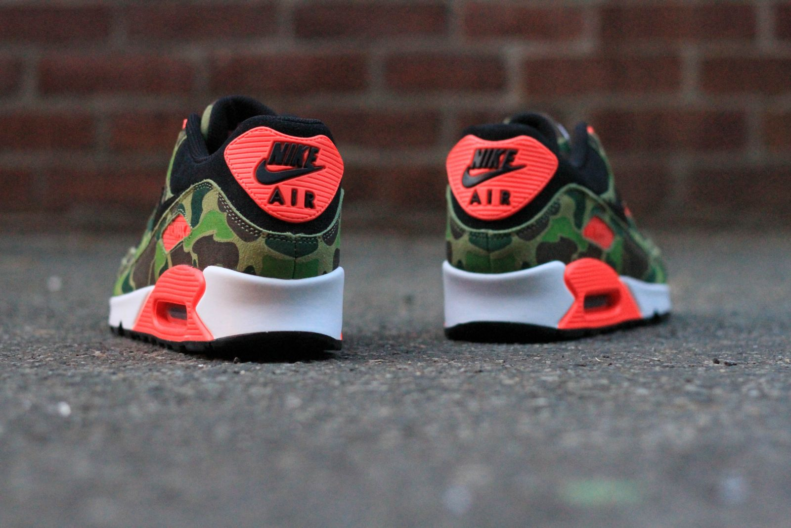premium selection f22ed 187e9 atmos x Nike Air Max 90  Premium Camo Pack  - Available at Bodega   Sole  Collector
