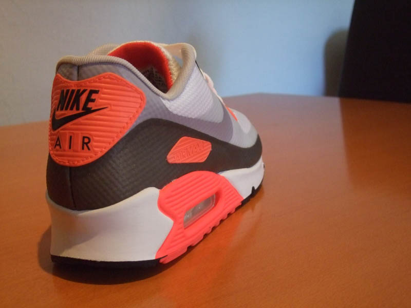 Nike Air Max 90 Hyperfuse x Crooked Tongues BBQ 2011 Infrared 263376-010