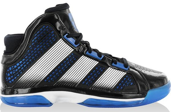 adidas Superbeast - Black/White/Bright Blue