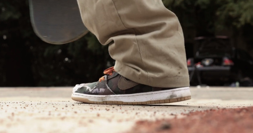510 x Nike SB Dunk High Teaser