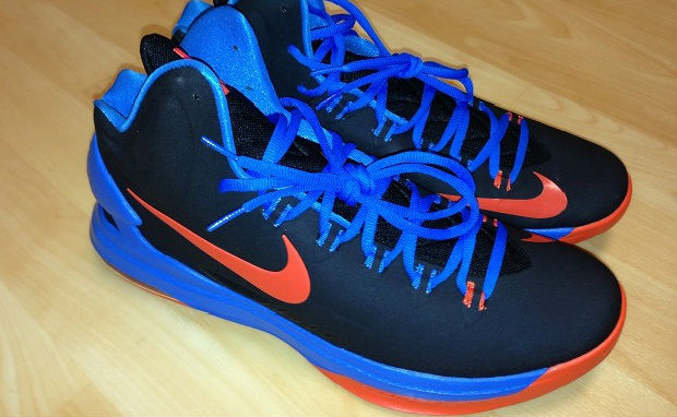1a1f8891494 Nike KD V OKC Black Photo Blue Team Orange 554988-048 (1)