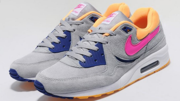 nike air max light cement pack size exclusive grey pink