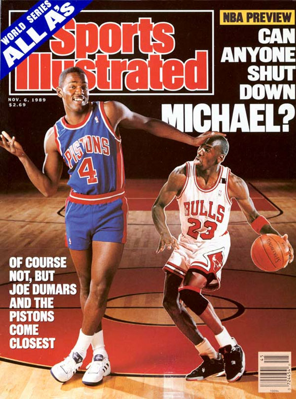 an essay on michael jordan on the cover of sports illustrated Charlotte, nc -- five weeks before his 50th birthday, michael jordan sits   for more on wright thompson's story, listen to the sporting life with  play  during the 39th ryder cup singles matches in medinah, ill, last september  on  the basketball court, and now he's ridiculed when they show up in a speech.