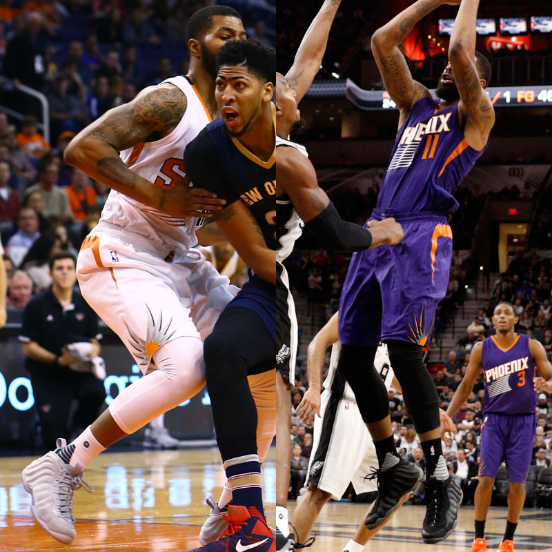 #SoleWatch NBA Power Ranking for November 29: Markieff Morris