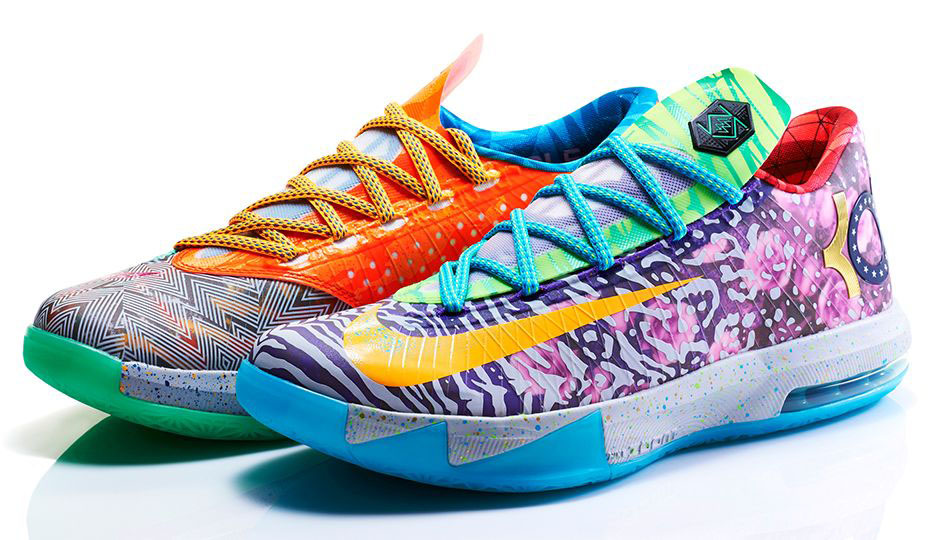 Nike KD VI 6 What The 669809-500 (1)