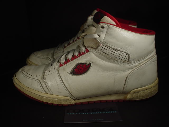 Air Jordan 2 Prototype (1986