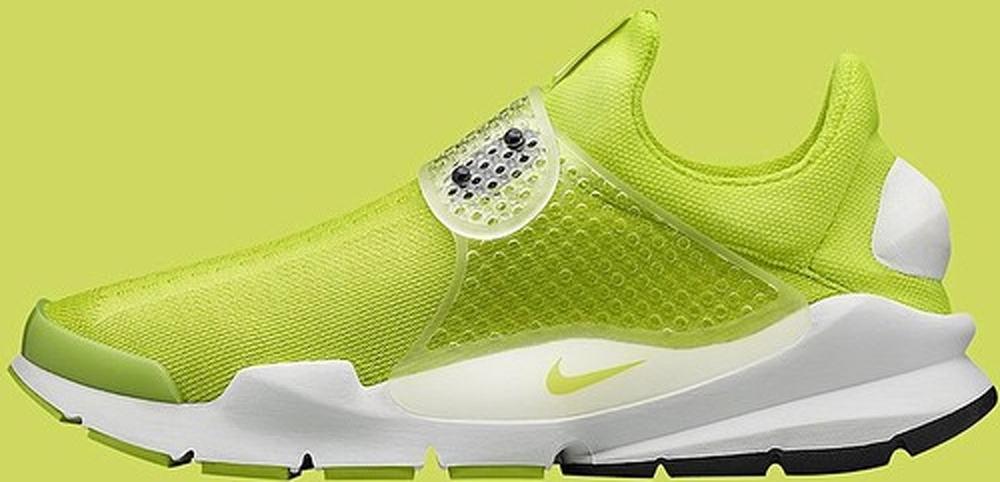 Nike Sock Dart SP Neon Yellow/Summit White