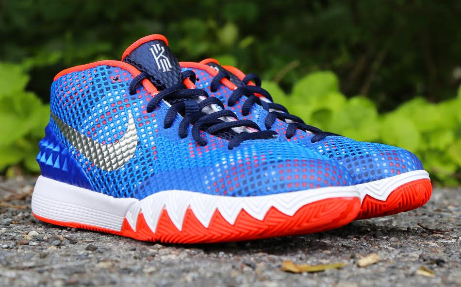 Release Date: Nike Kyrie 1 'USA' | Sole
