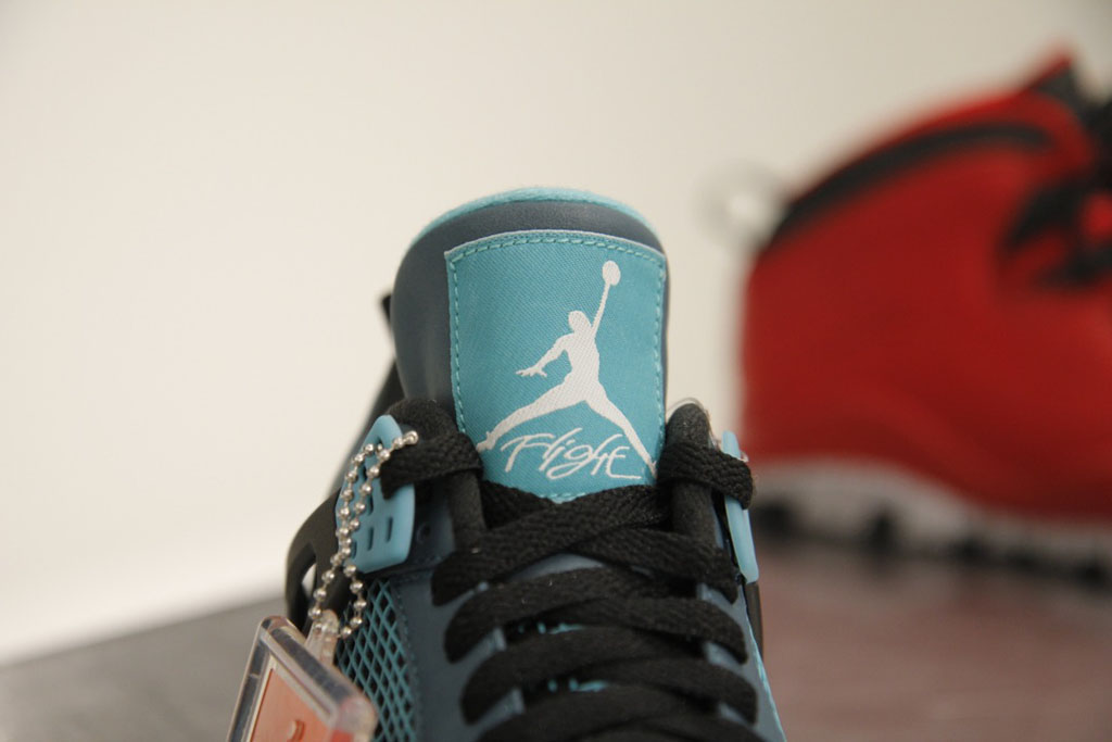 Air Jordan IV 4 Retro Teal 2015 (3)