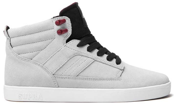 Supra Bandit Light Grey Tom Penny Shoes (3)