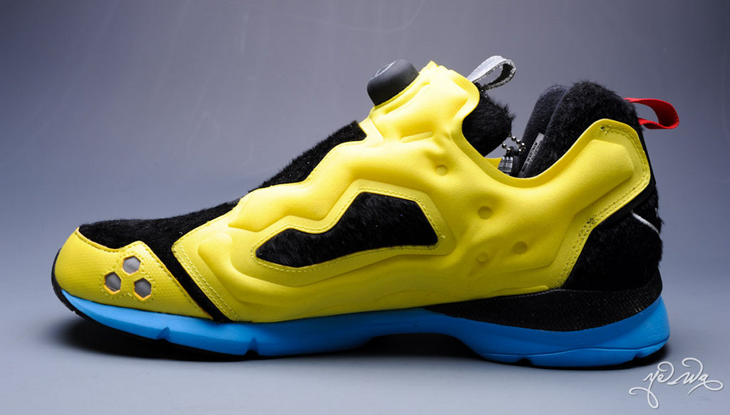 ... Marvel x Reebok Pump Fury HLS Wolverine (6) performance sportswear  6a698 e4299 ... d395203e4