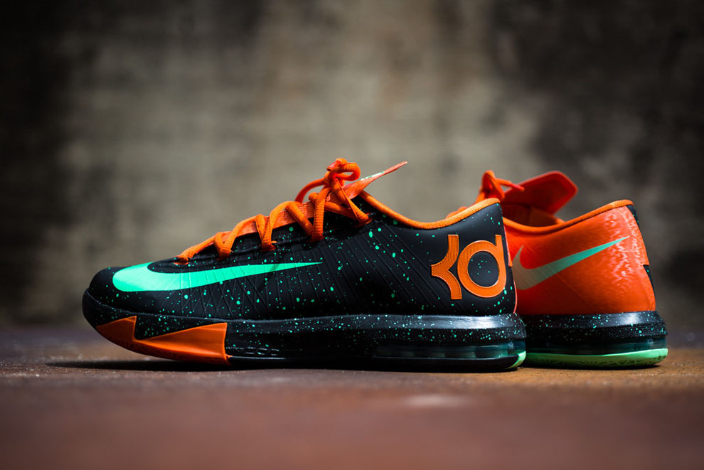 4041523f4588 A Look Back At All The Nike KD 6 Colorways So Far