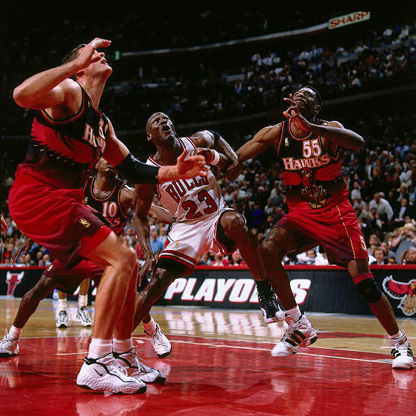 72034217108 Flashback // Michael Jordan Wearing the
