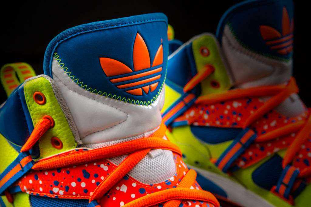 adidas Originals Roundhouse Instinct Electricity Blue Orange Q32966 (6)