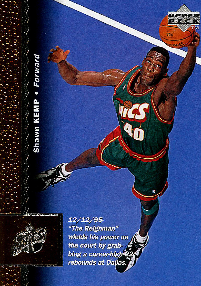 Kicks on Cards  The Weekly Collection Featuring Shawn Kemp in the Reebok Kamikaze  II 52c72866c